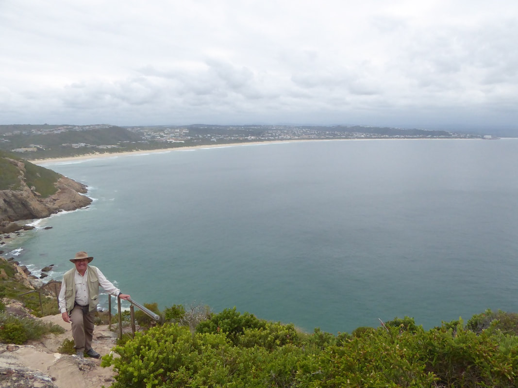 Plettenberg Bay from the Robberg Peninsula