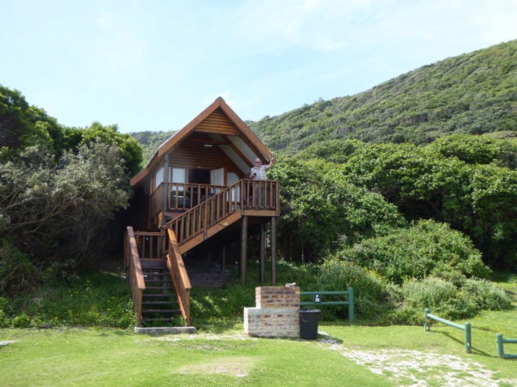 Storms River Mouth Dolphin Trail Tsitsikamma National Park Chalet