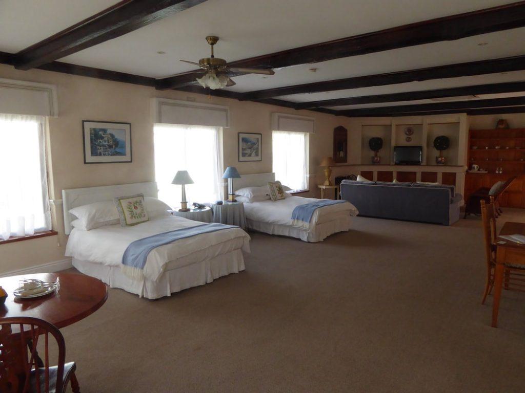 The St. James Knysna Bedroom