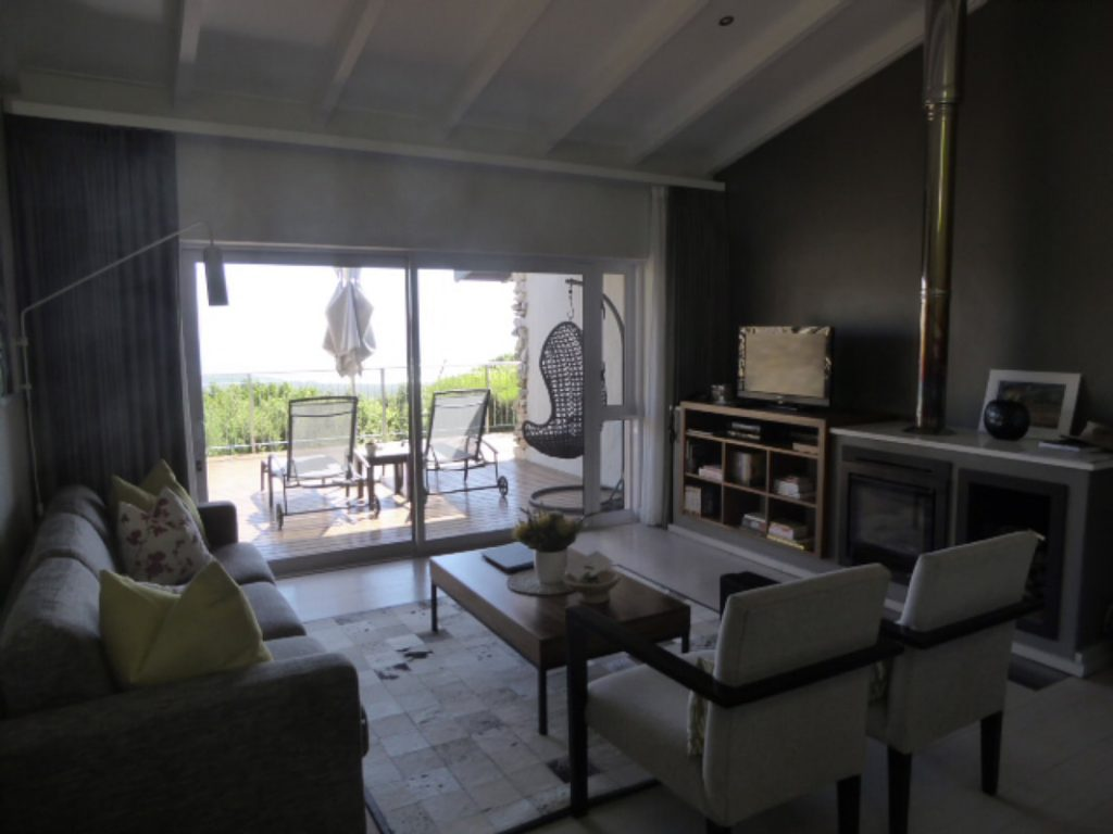 Grootboos Private Nature Reserve Accommodation Review - Lounge