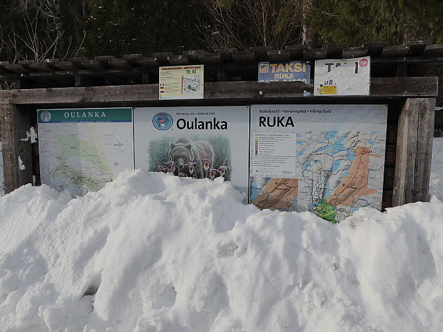 Owless Oulu Severe weather conditions Oulanka