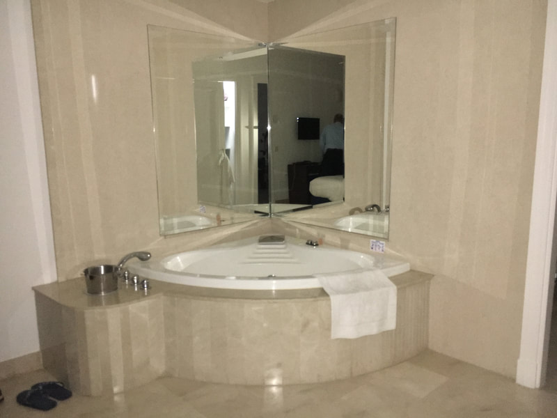 Anfi del Mar Gran Canaria Bathroom