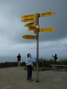 Putting a pin in Northland's Toe – Cape Reinga – The Meaning of Life