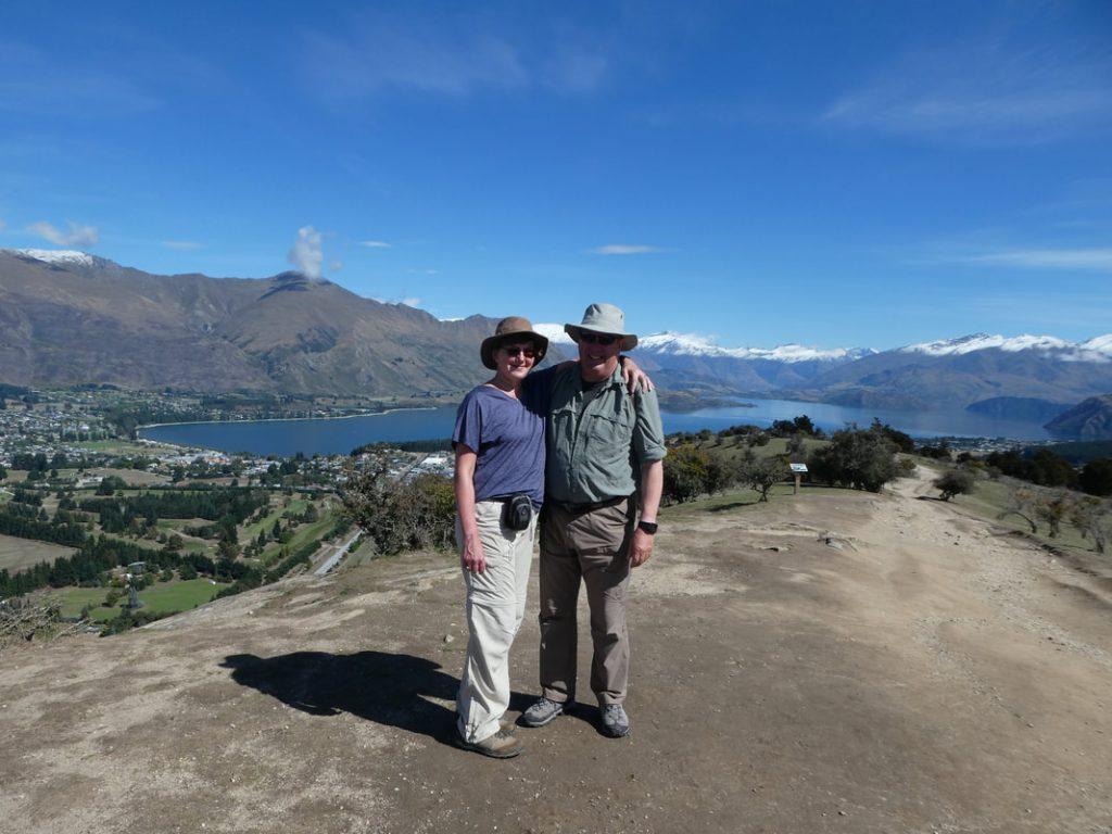 Wonderful Wanaka Mount Iron Summit