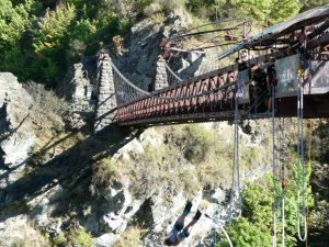 To Bungy or not to Bungy …