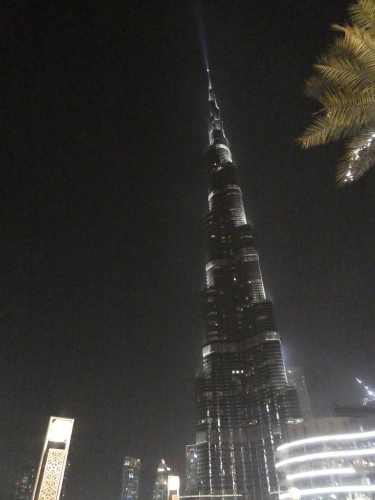 Do Buy Dubai Burj Al Arab - view across from the mall.