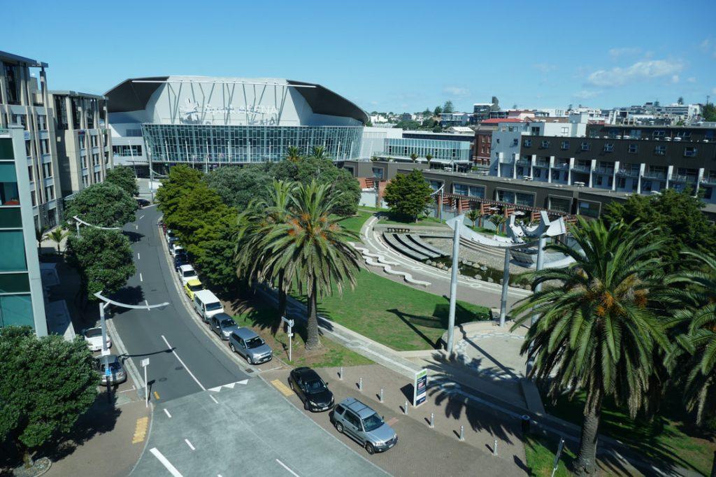 Adina Apartment Hotel Auckland view