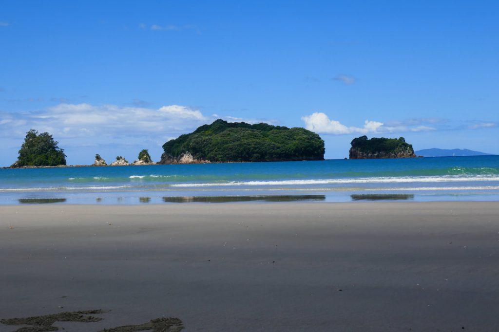 Opoutere Beach Whangamata