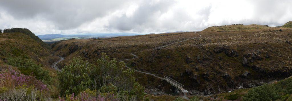 Tongariro Alpine Crossing Tongariro