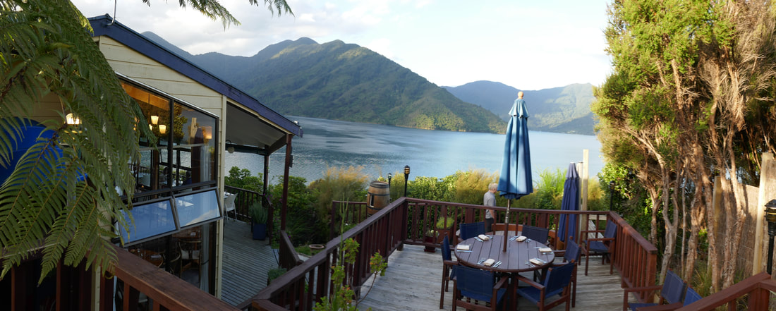 Punga Cove Resort Restaurant