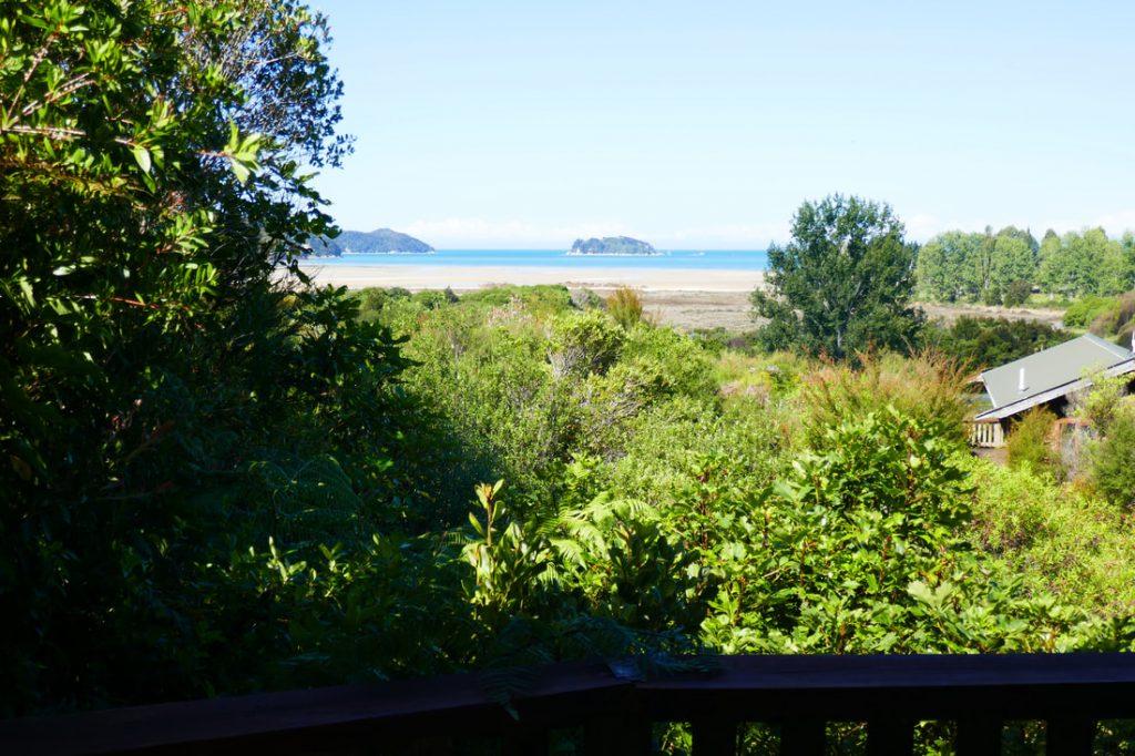 Ocean View Chalets Marahau Beach View