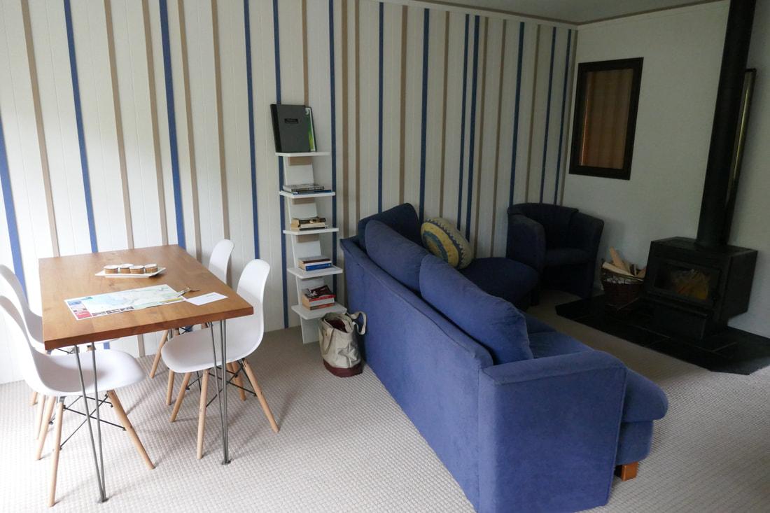 Peak Sportchalet Wanaka Lounge