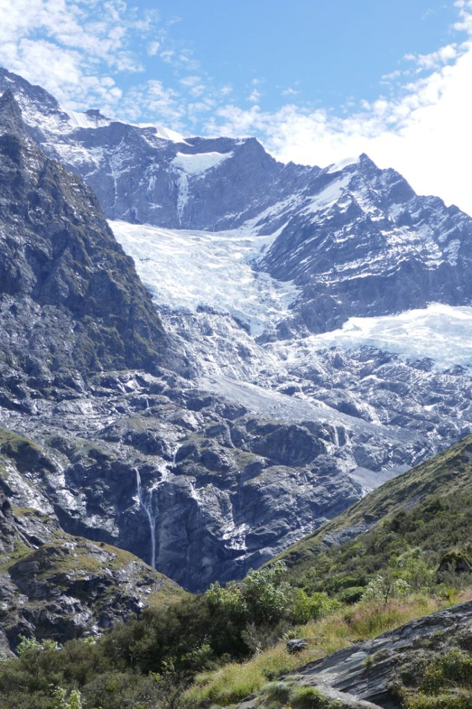 Wonderful Wanaka Rob Roy Glacier