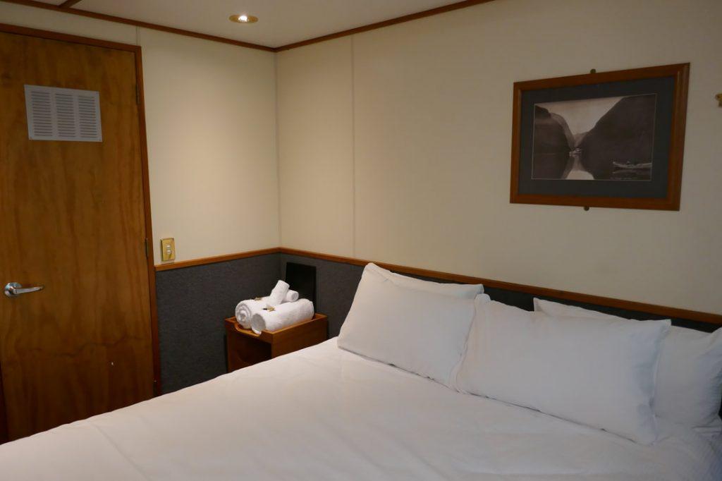 Fiordland Navigator Cabin