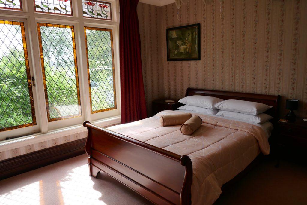 Eliza's Manor Boutique Hotel Christchurch bedroom