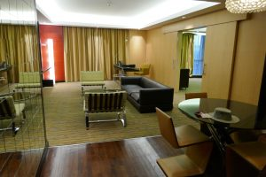 Accommodation Review:  Radisson Blu Hotel Media City Dubai
