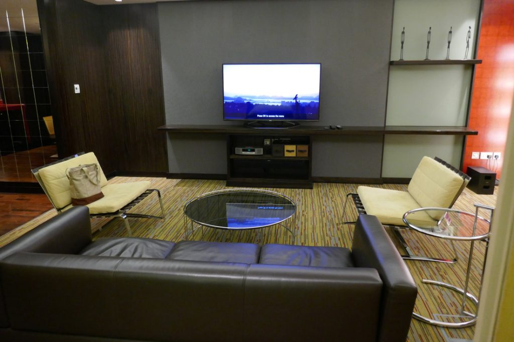 Radisson Blu Hotel Media City Dubai Suite
