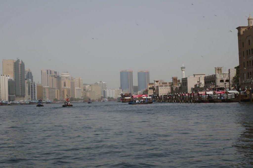 Do Buy Dubai Creek - Air Pollution