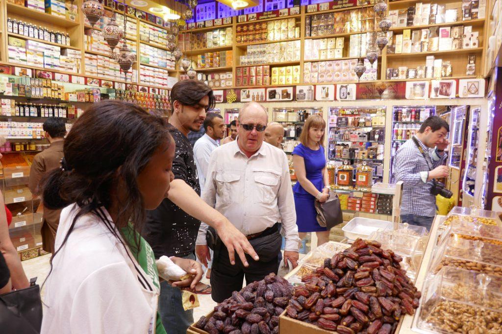 Do Buy Dubai spice souk