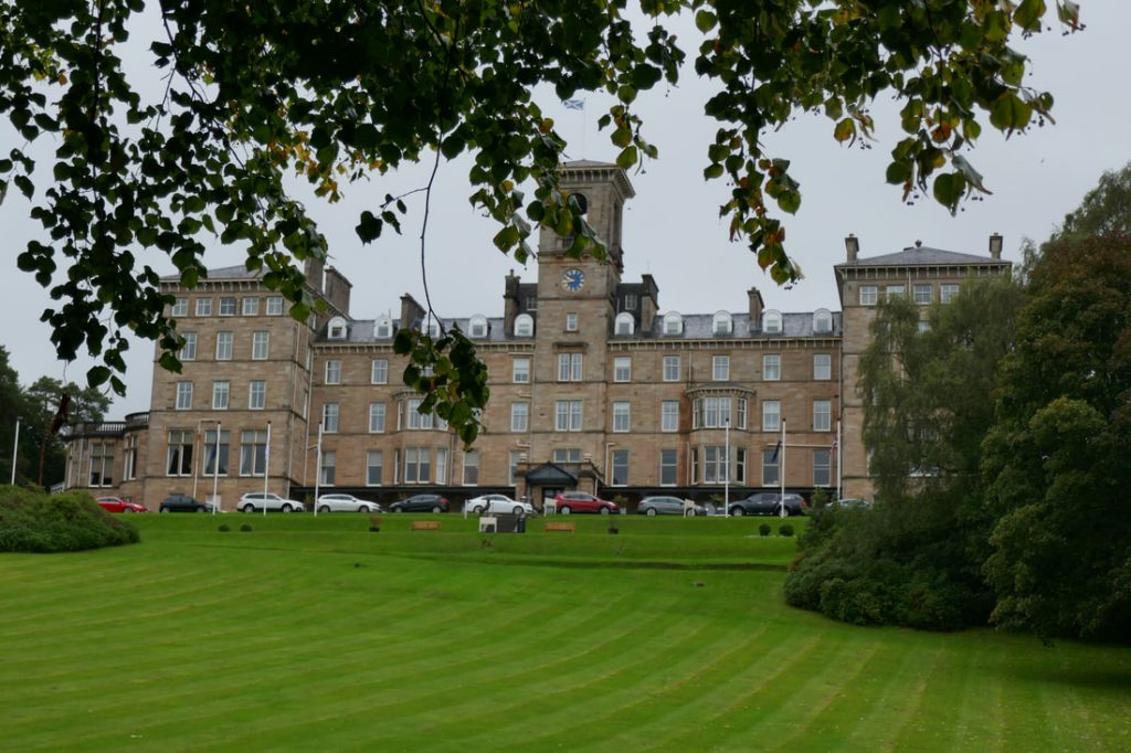 Accommodation Review Dunblane Hydro
