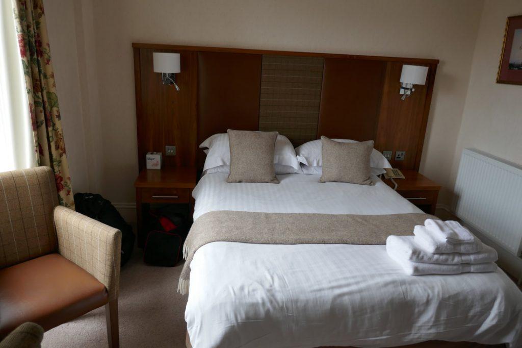 Mackay's Hotel Wick - Bedroom