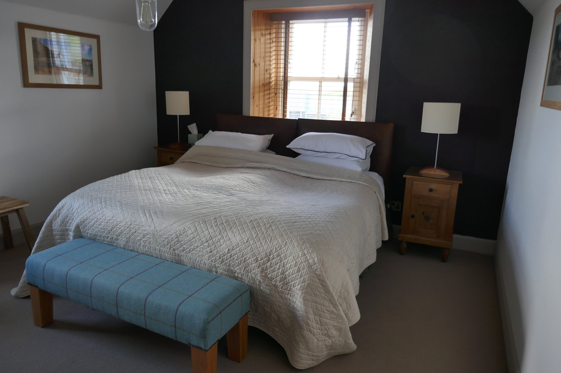 Accommodation Review Mackay's Rooms Durness Bedroom