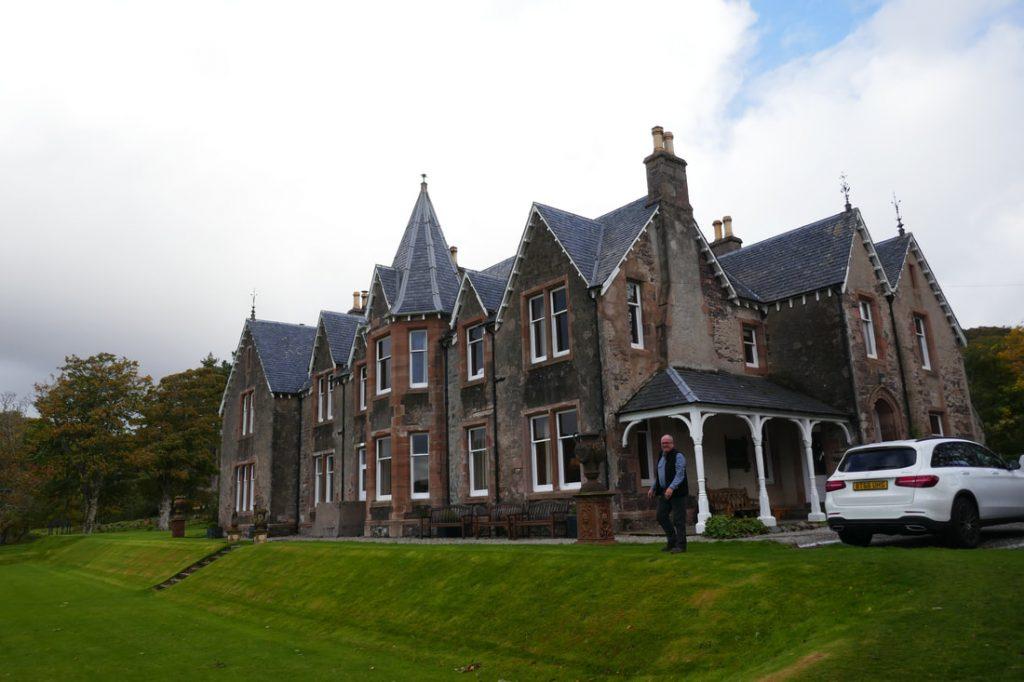 Accommodationn Review Shieldaig Lodge Gairloch