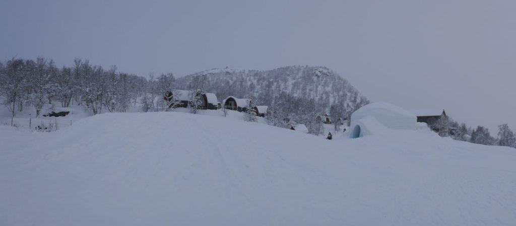Snow Hotel Kirkenes