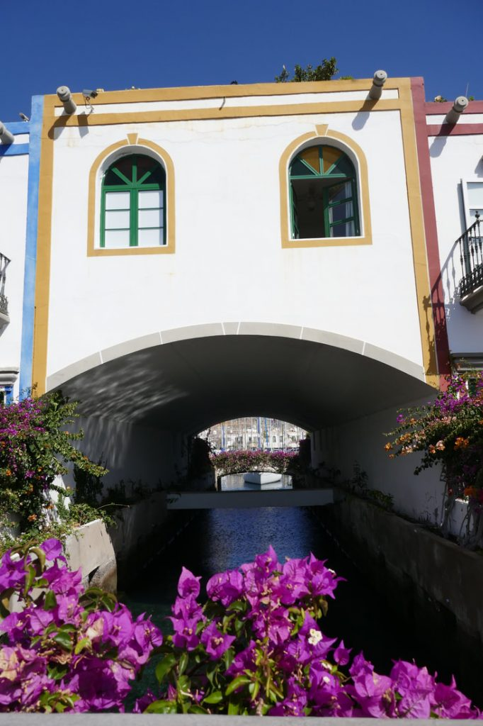 Gran Canaria Puerto de Mogan