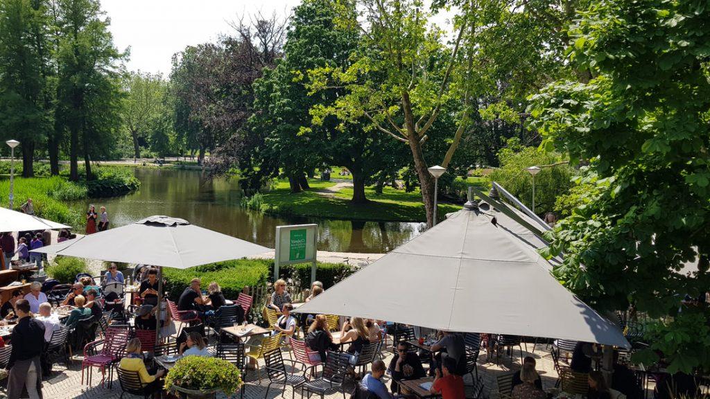 Amsterdam Day 2 - Vondelpark
