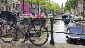 Amsterdam Day 2 – Think Once, Think Twice, Think Bike!