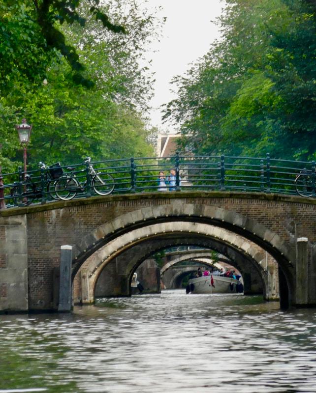 Amsterdam Day 2 The Seven Bridges