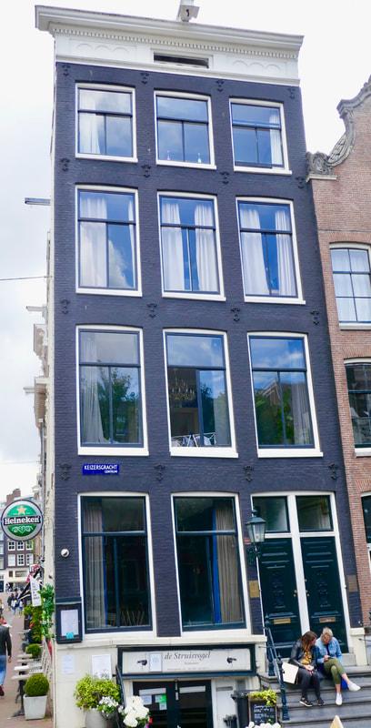 Amsterdam Day 1 Restaurant De Struisvogel