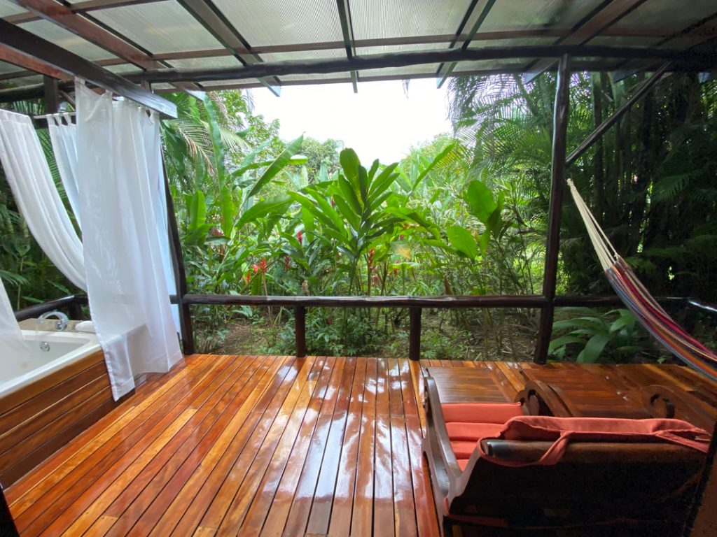 Nayara Resort Costa Rica Outdoor Jacuzzi