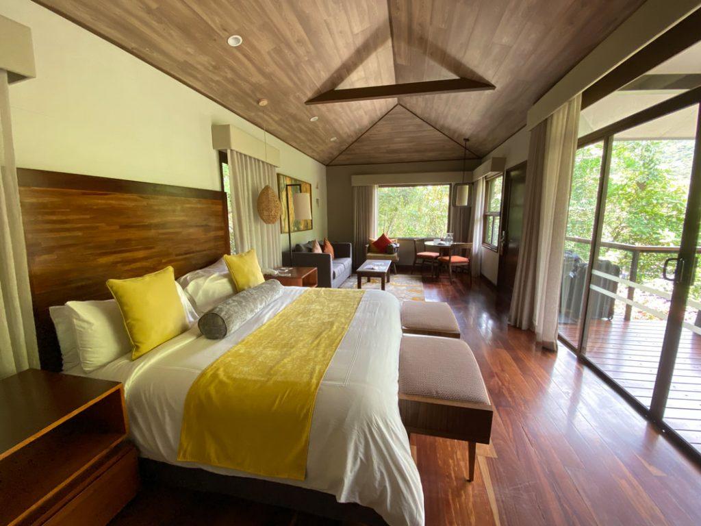 El Silencio Lodge Bajos del Toro Costa Rica Bedroom