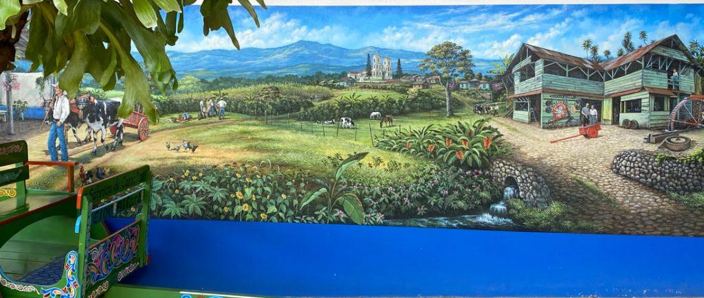 Fábrica de Carretas Eloy Alfaro Sarchi Costa Rica - Life as it was