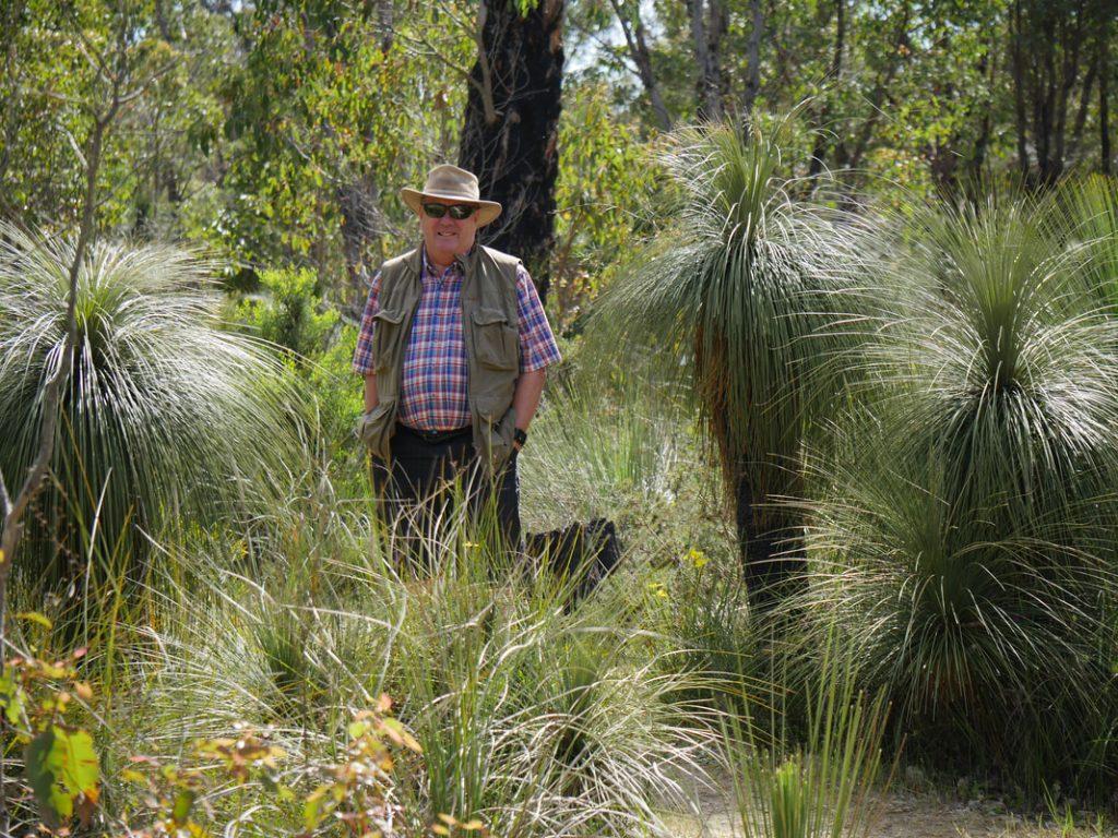 Margaret River WA Flora Ambergate Reserve and Walk Trail