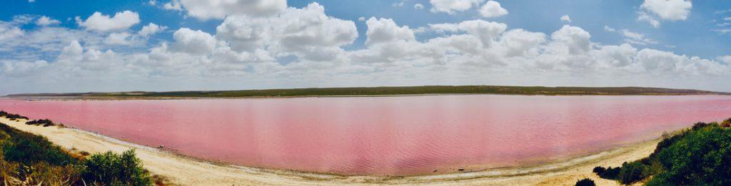 Kalbarri to Cervantes Pink Lake WA