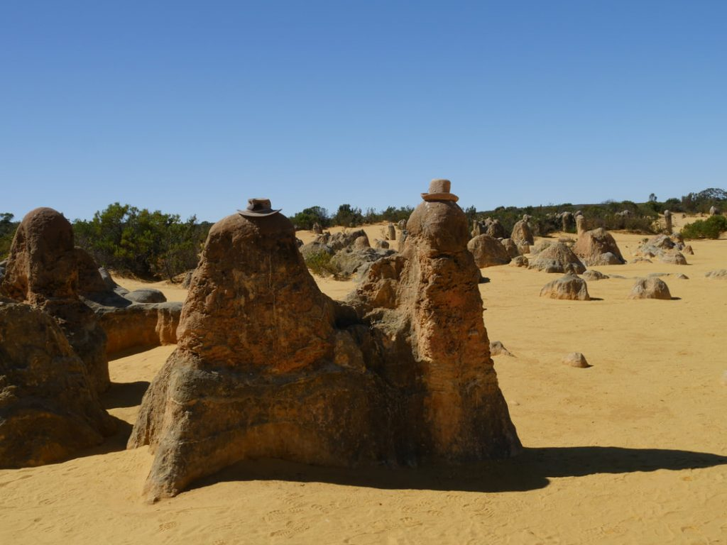 Pinnacles Desert Nambung National Park WA