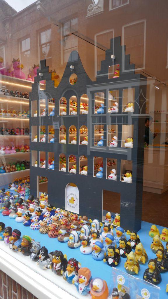 Amsterdam Day 1 shops
