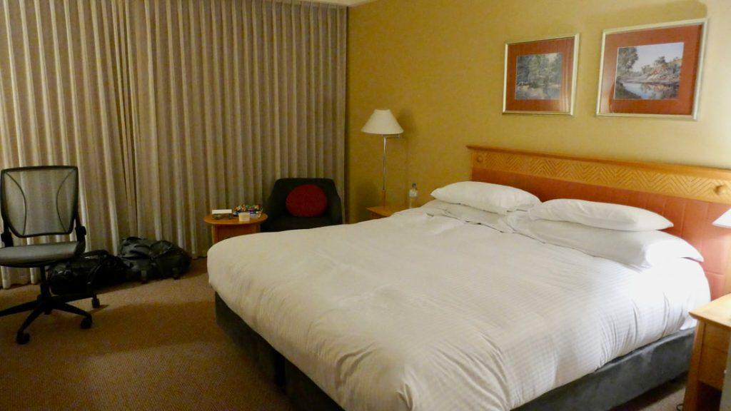 Pan Pacific Perth WA Bedroom