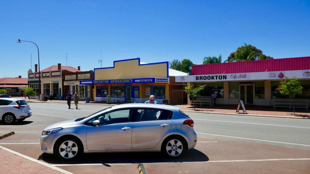 Perth to Mandurah WA Brookton WA