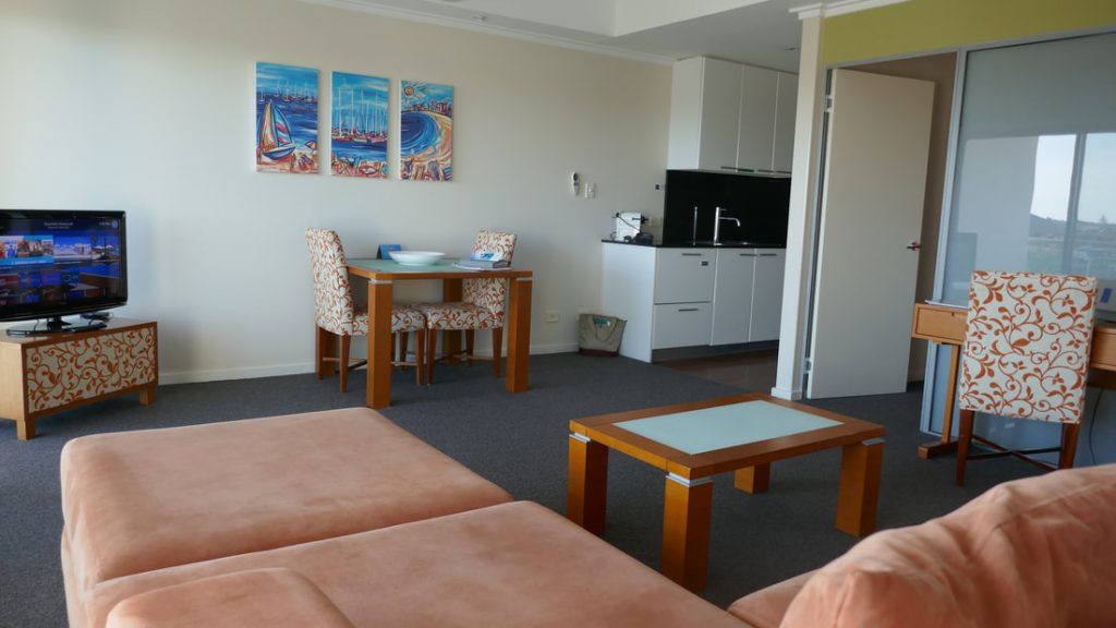 Seashells Mandurah WA Lounge