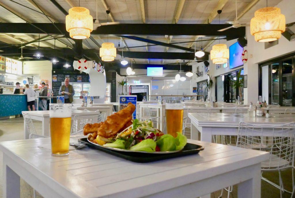 Perth to Mandurah WA - Mandurah WA Fish & Chips