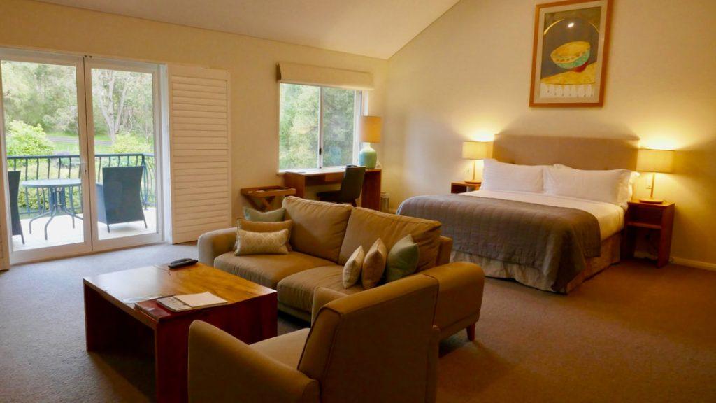 Cape Lodge WA Room