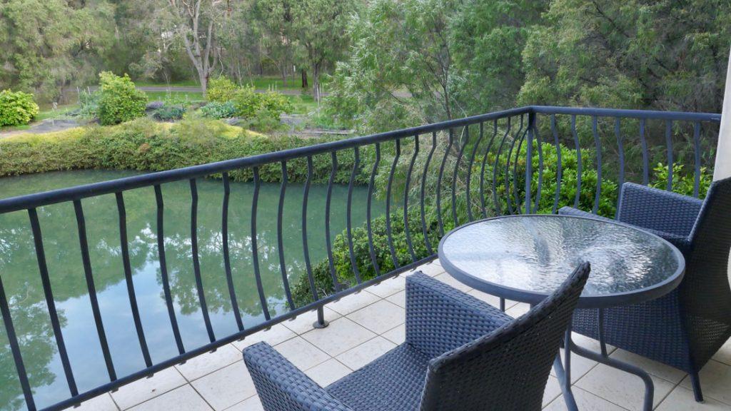 Cape Lodge WA Balcony