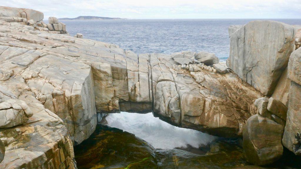 The Natural Arch Torndirrup WA