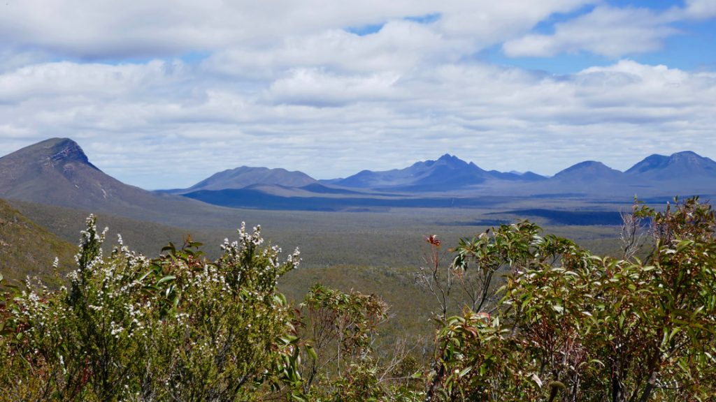 Bluff Knoll Stirling River National Park WA