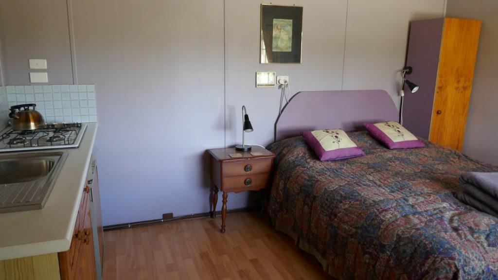 Quaalup Homestead Wilderness Retreat WA Bedroom