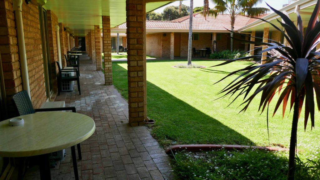 Comfort Inn Esperance Grounds